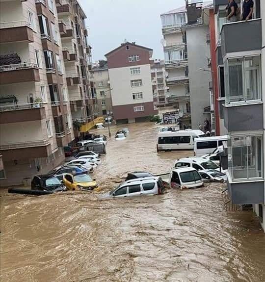 Повінь у Туреччині