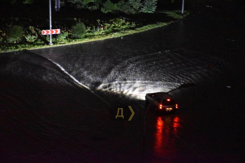 Потоп в Одесі