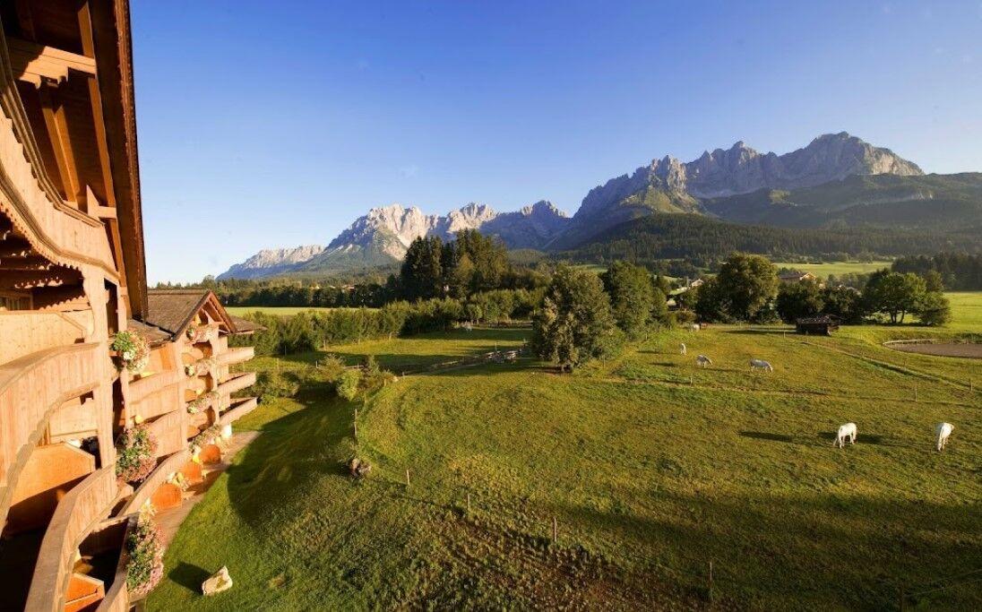 Альпийский био-отель.