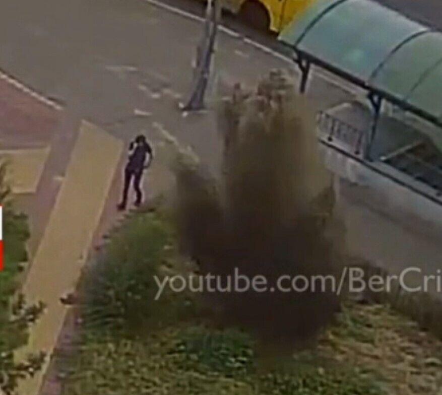 Мужчина находился в нескольких метрах от прорыва трубы.