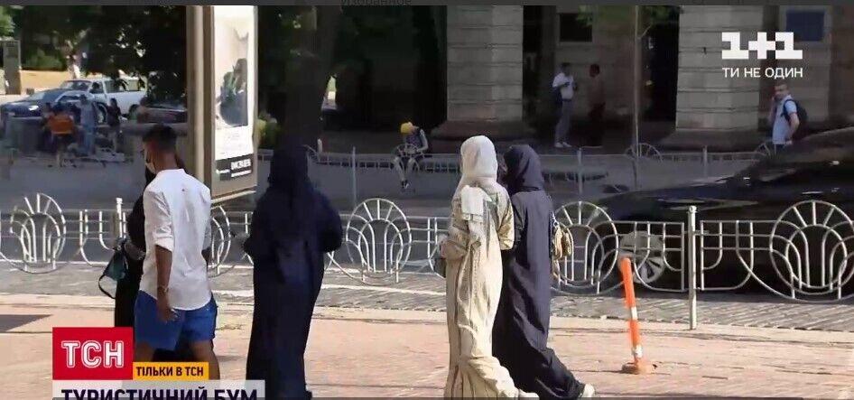 Туристи із Саудівської Аравії їдуть відпочивати в Україну