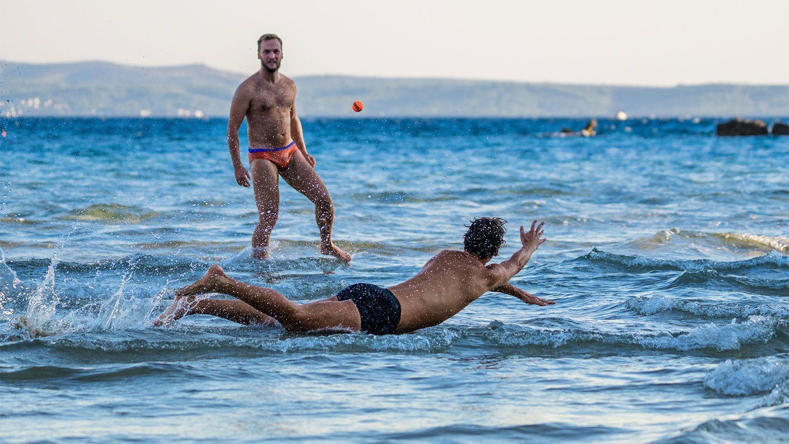 Спорт поможет не набрать лишнего веса в отпуске