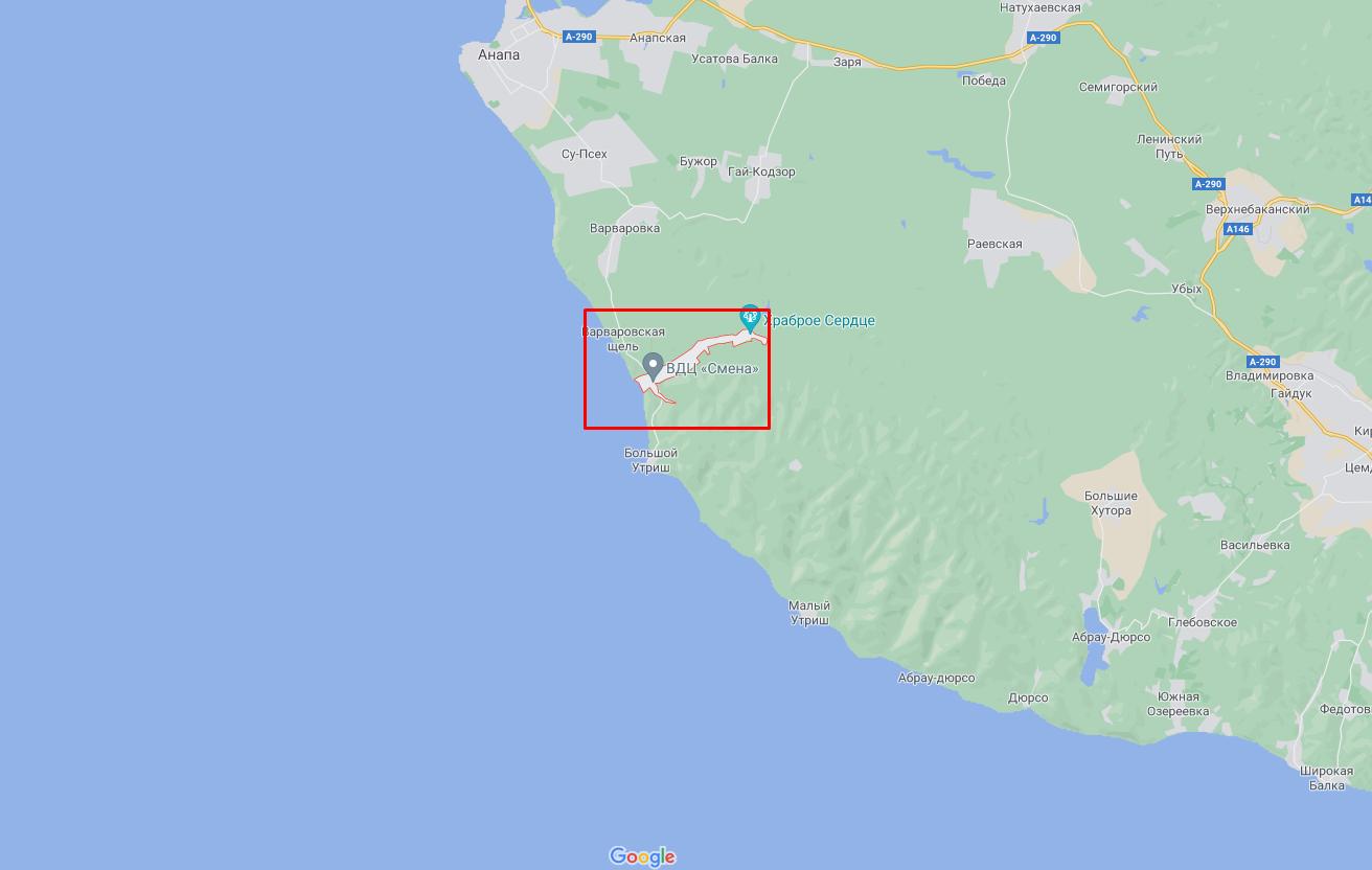 ДТП произошло в селе Сукко.