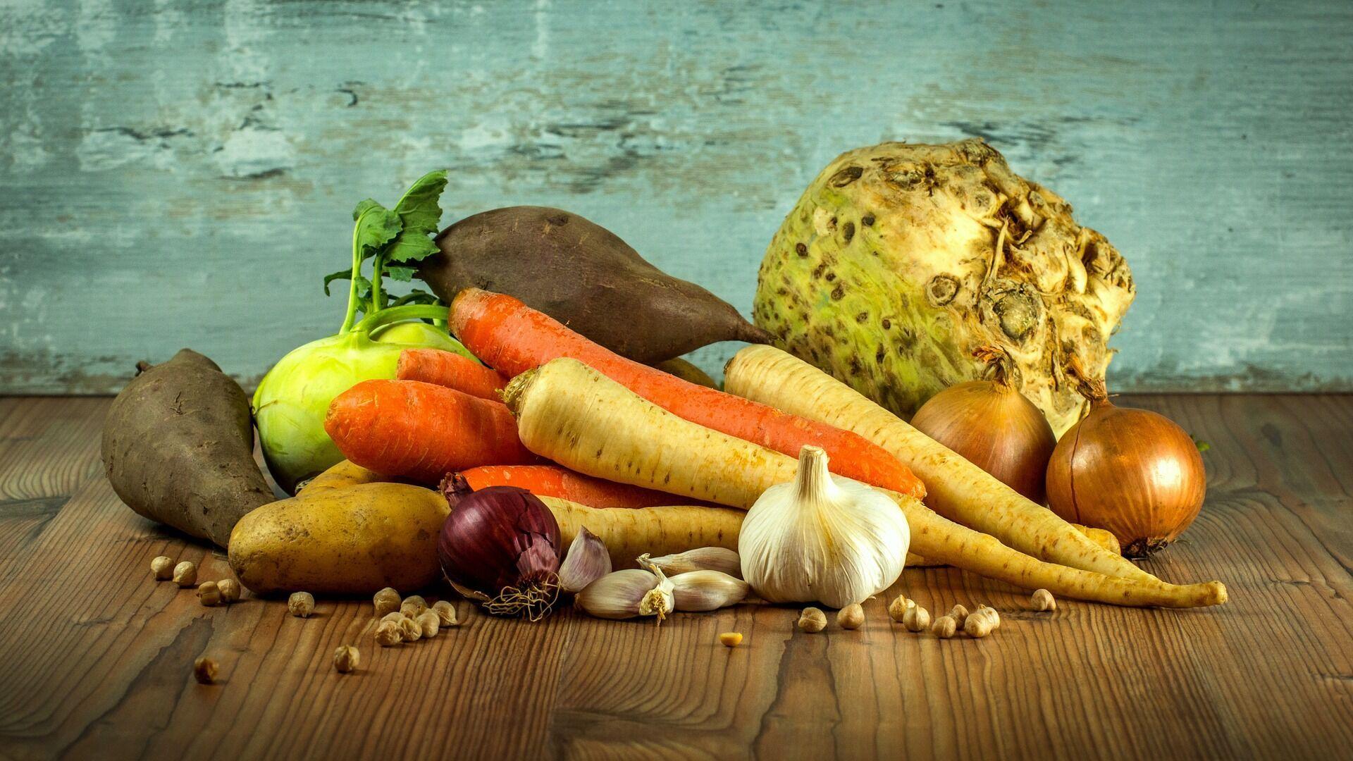 Овочі для юшки