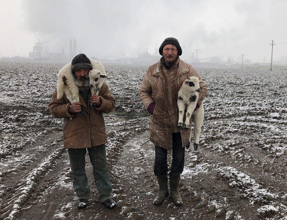 """""""Трансильванские пастухи"""""""