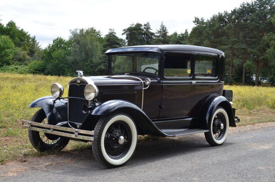 Ford Model A официально производили в СССР