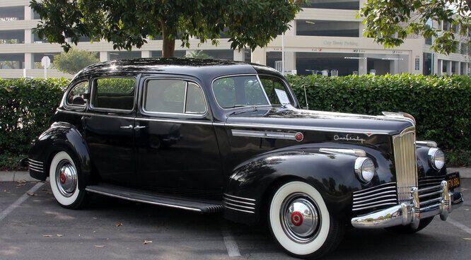 Packard 180 был предельно роскошным