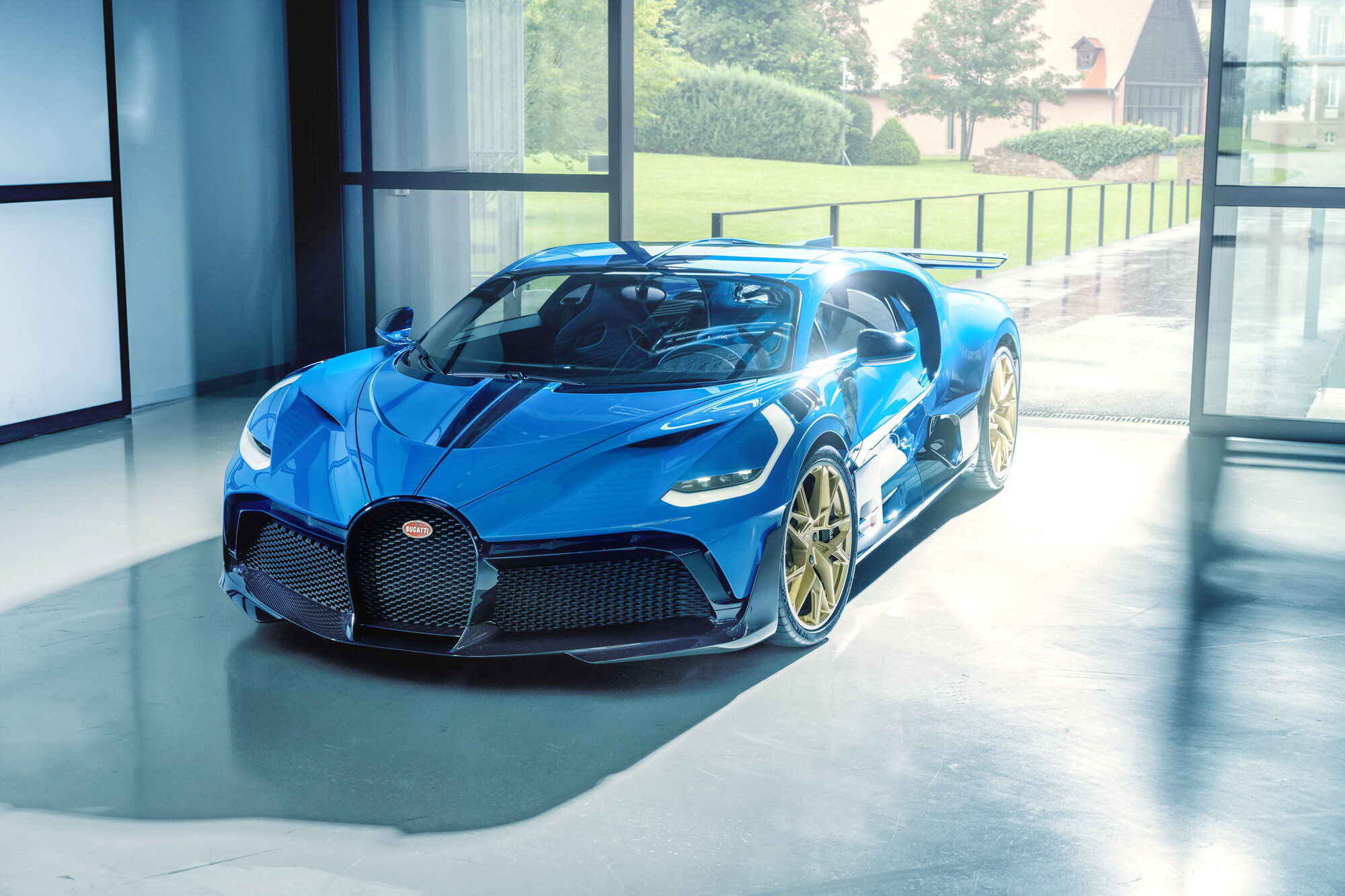 Модель названа в честь французского автогонщика Альберта Диво