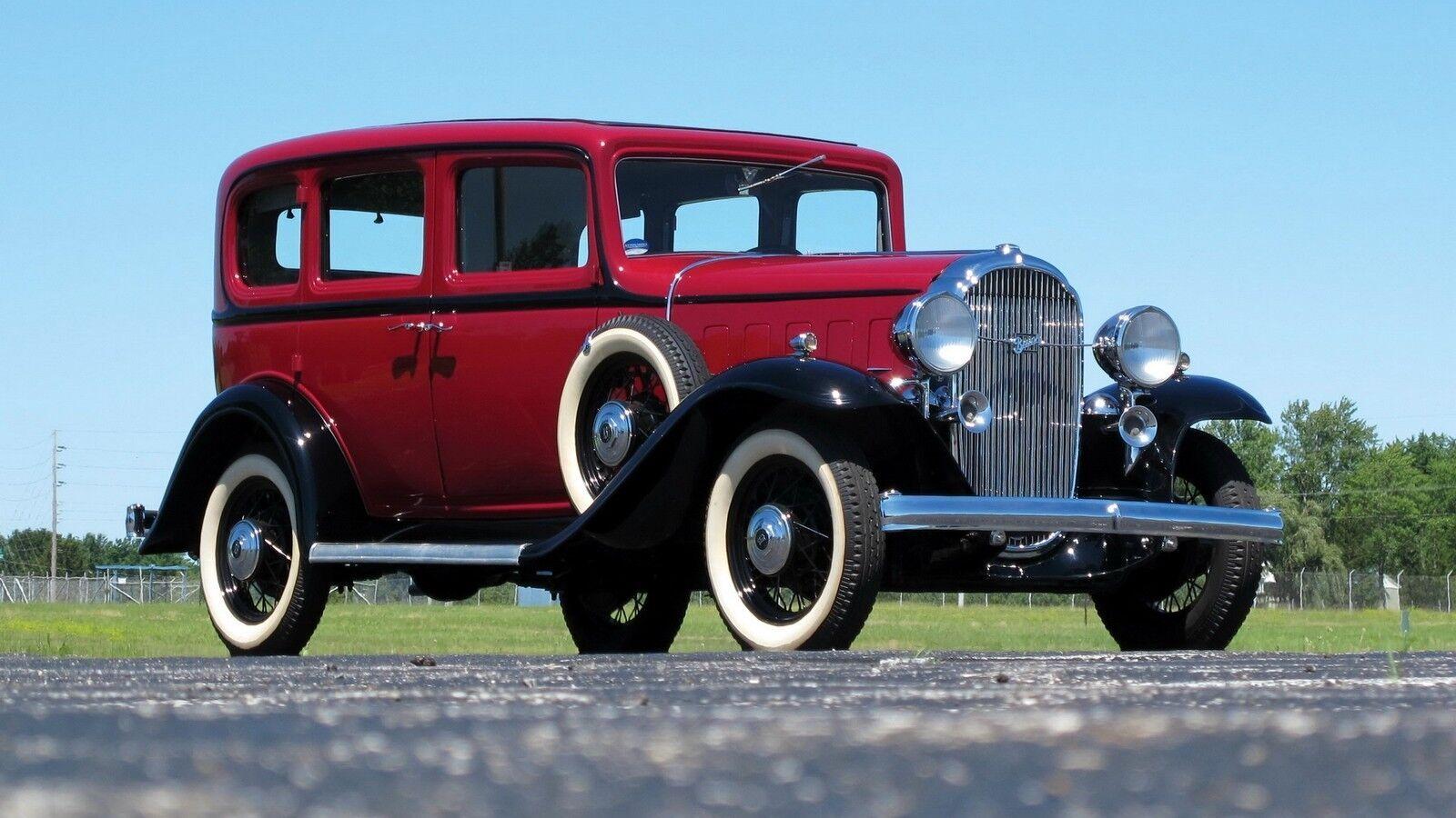 Buick 32-90 в СССР не прижился