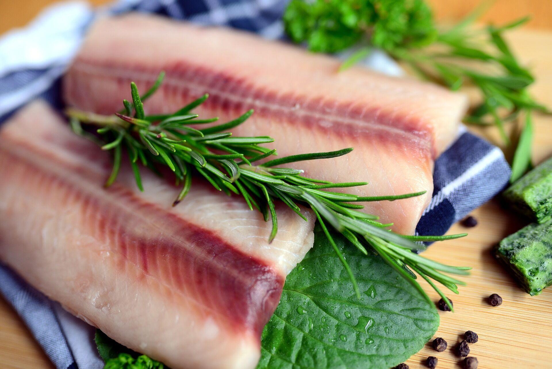 Из рыбы получится отличная начинка