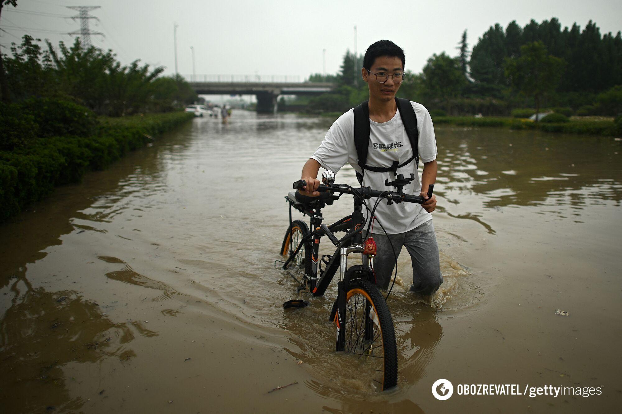 Потоп у Китаї
