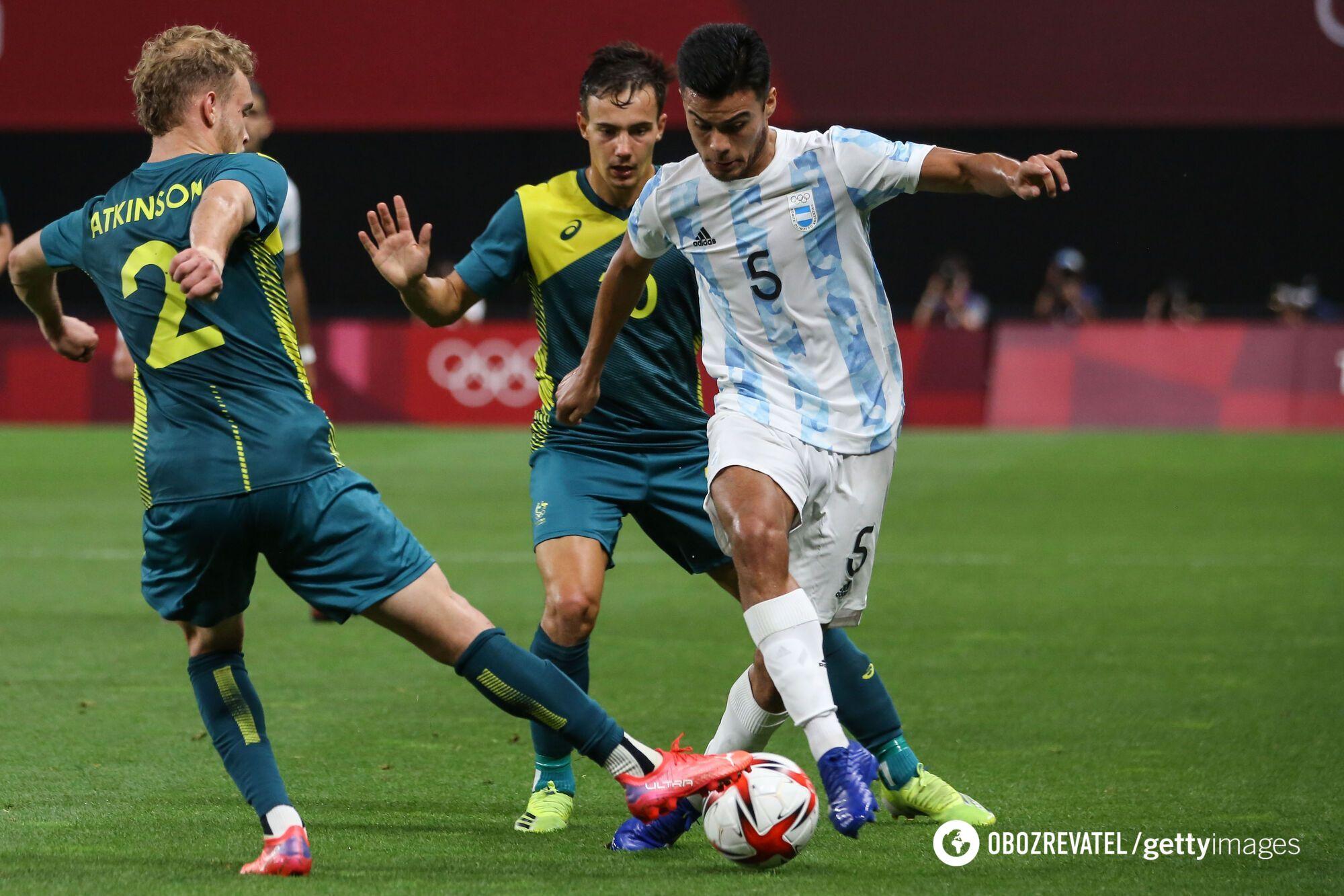 Австралія сенсаційно обіграла Аргентину на старті футбольного турніру