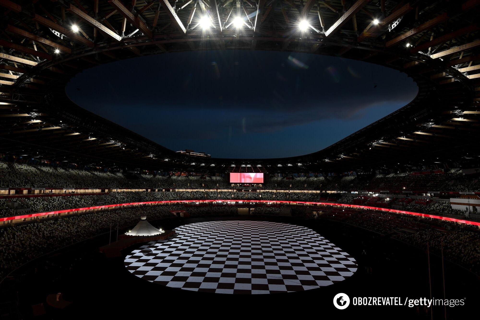 Церемонія відкриття Ігор-2020.