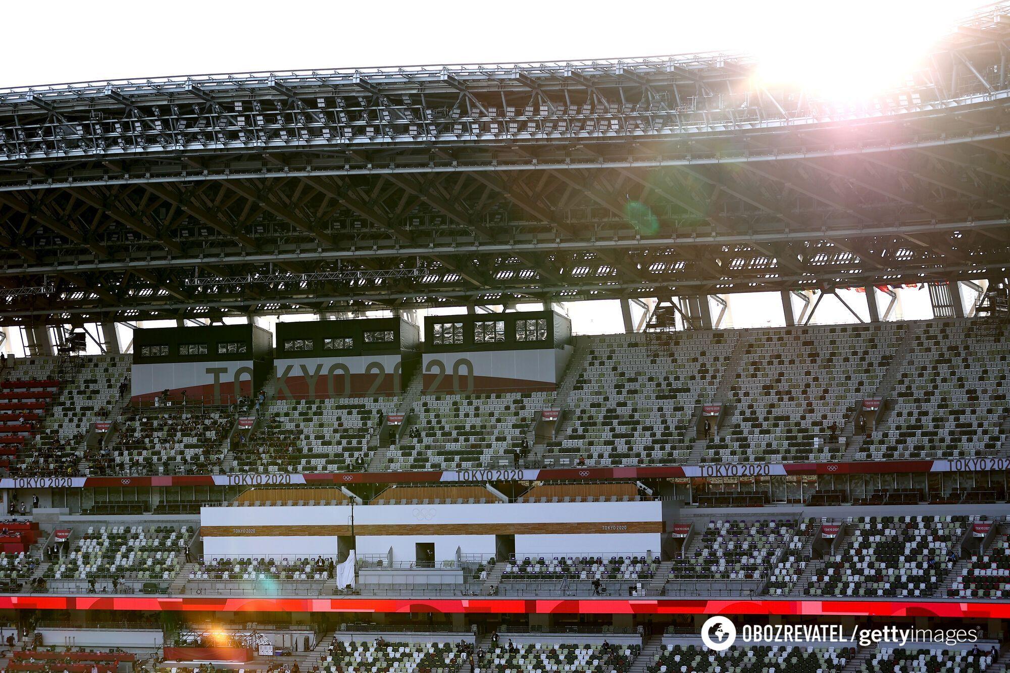 Олімпіада в Токіо пройде без глядачів