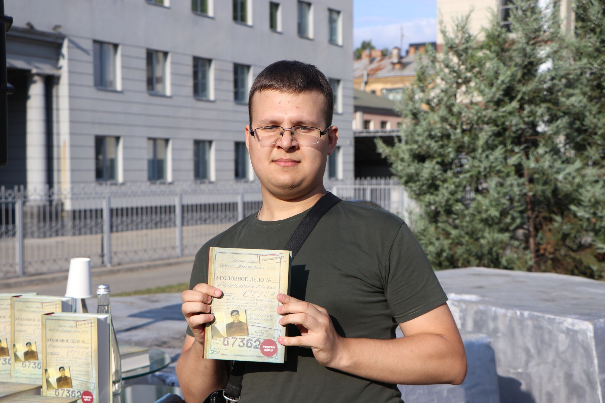 Cтудент Назар Карімов
