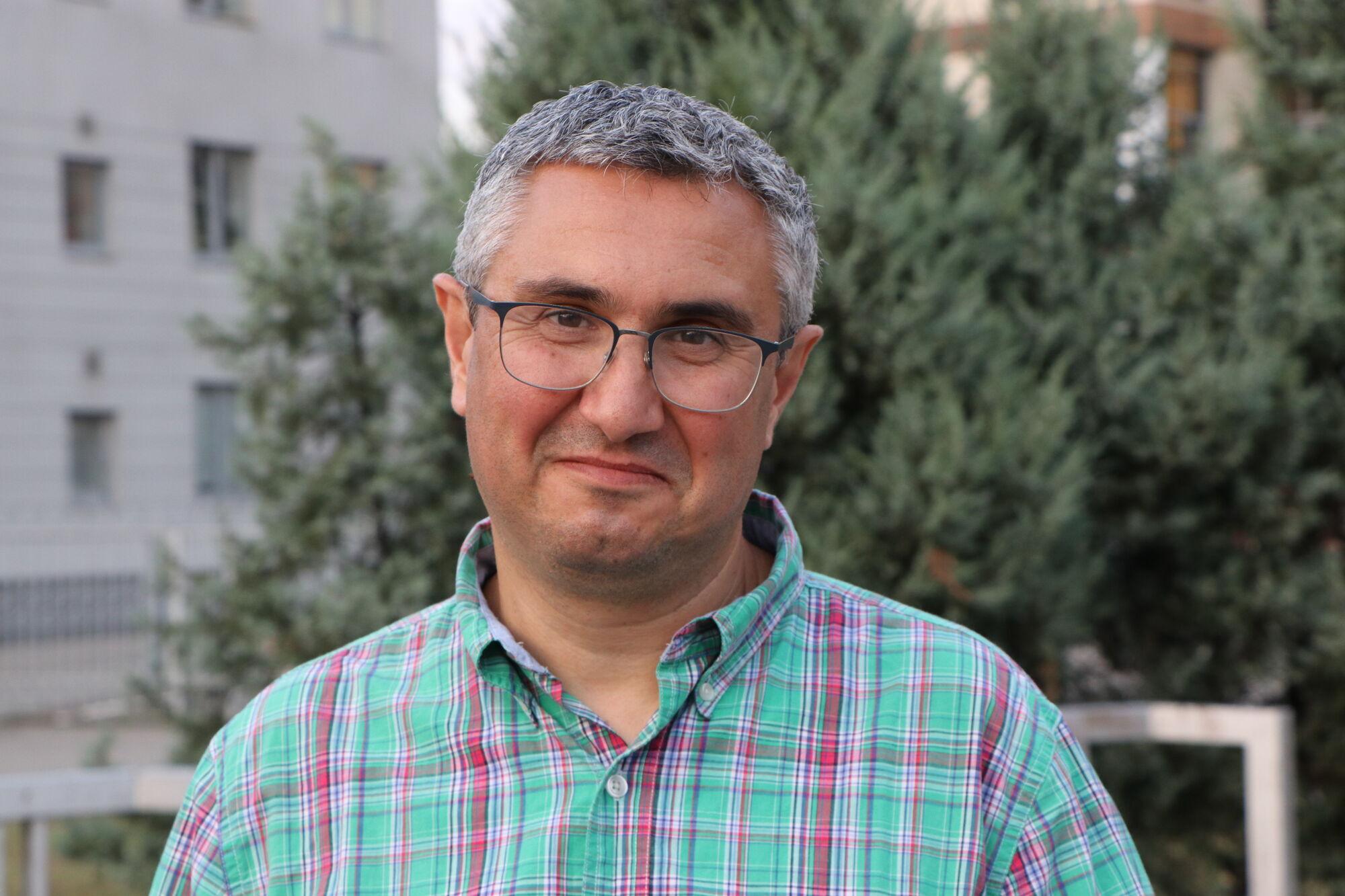 журналіст Вахтанг Кіпіані
