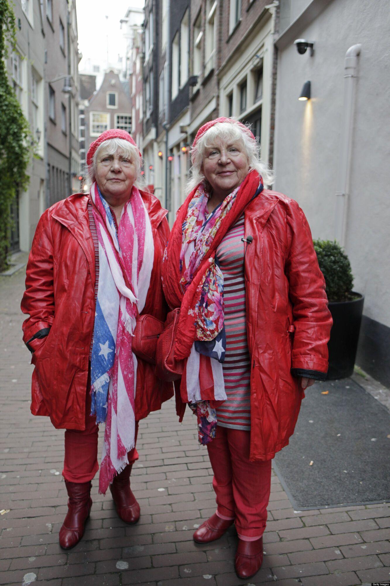 Луїза і Мартіна Фокке в 2012 вийшли на пенсію