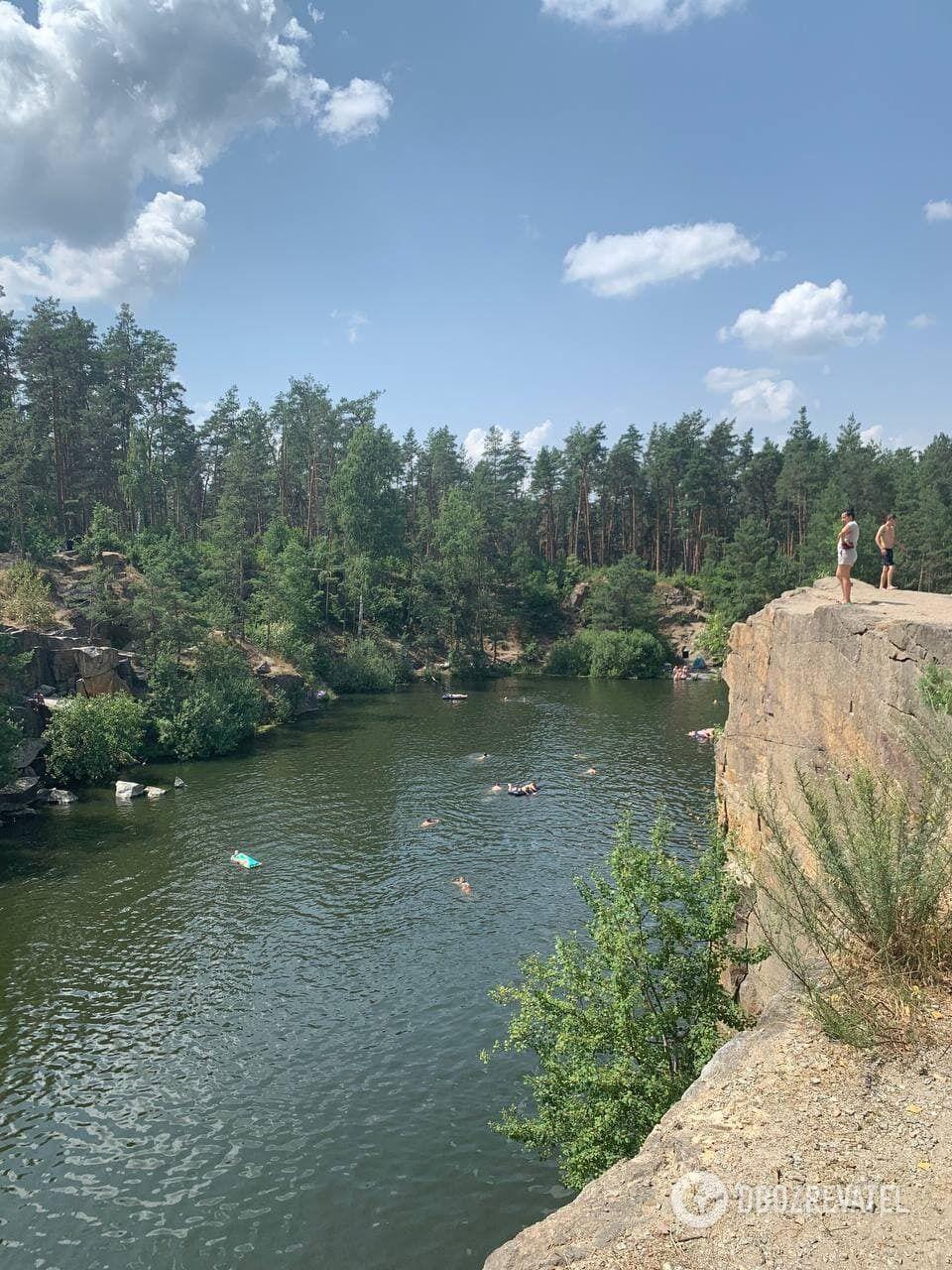 Коростишів – гранітна столиця України.