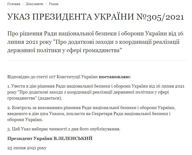 Указ Зеленського про громадянство.