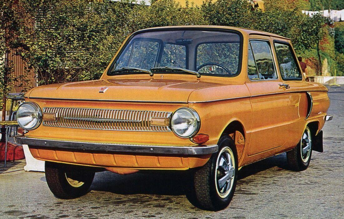 ЗАЗ-966 тоже не был уникальной машиной