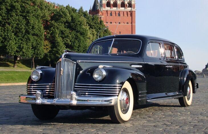Советский ЗИС-110 своим появлением обязан американцам