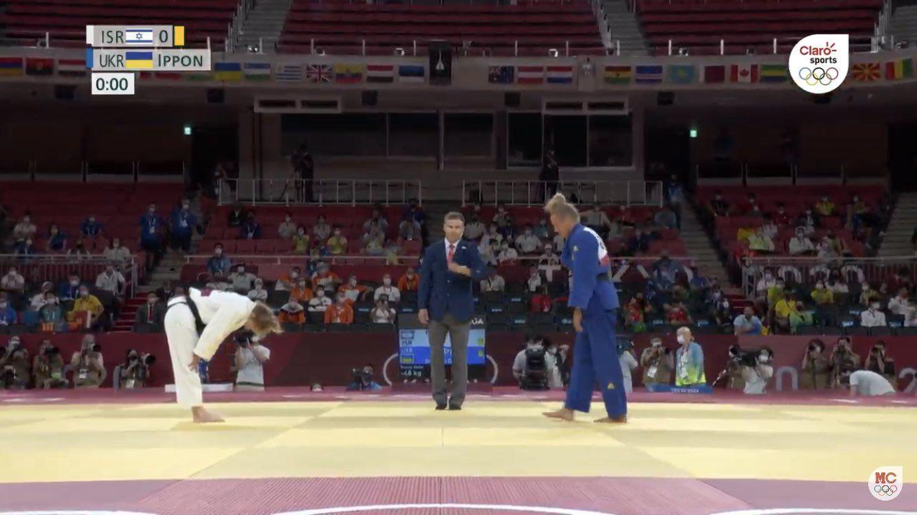 Белодед завоевала бронзовую медаль