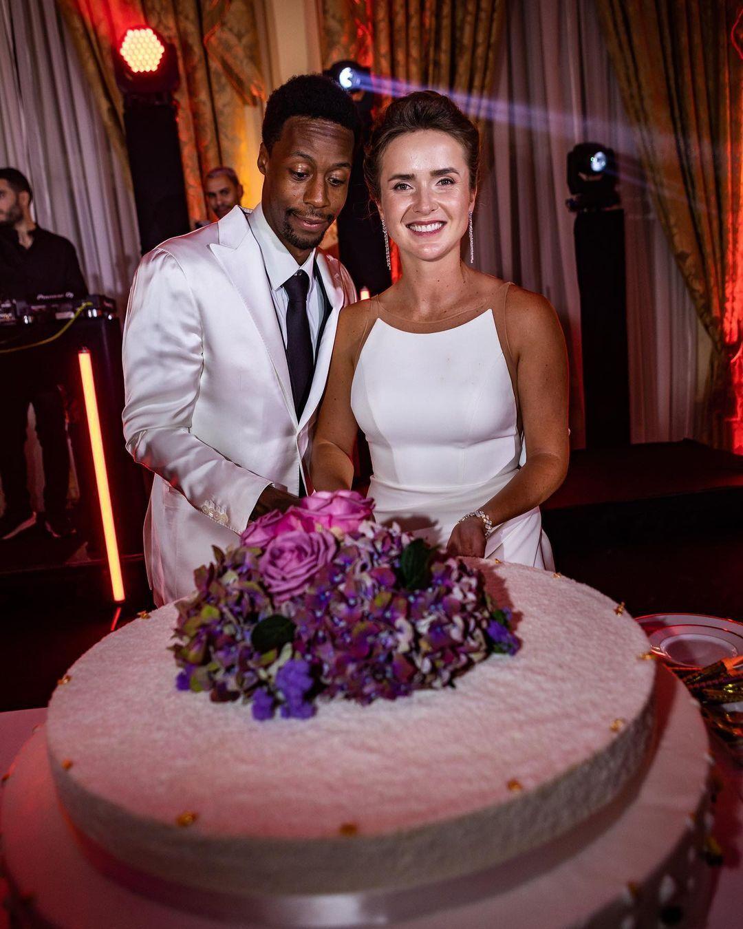 Світоліна розповіла деталі весілля