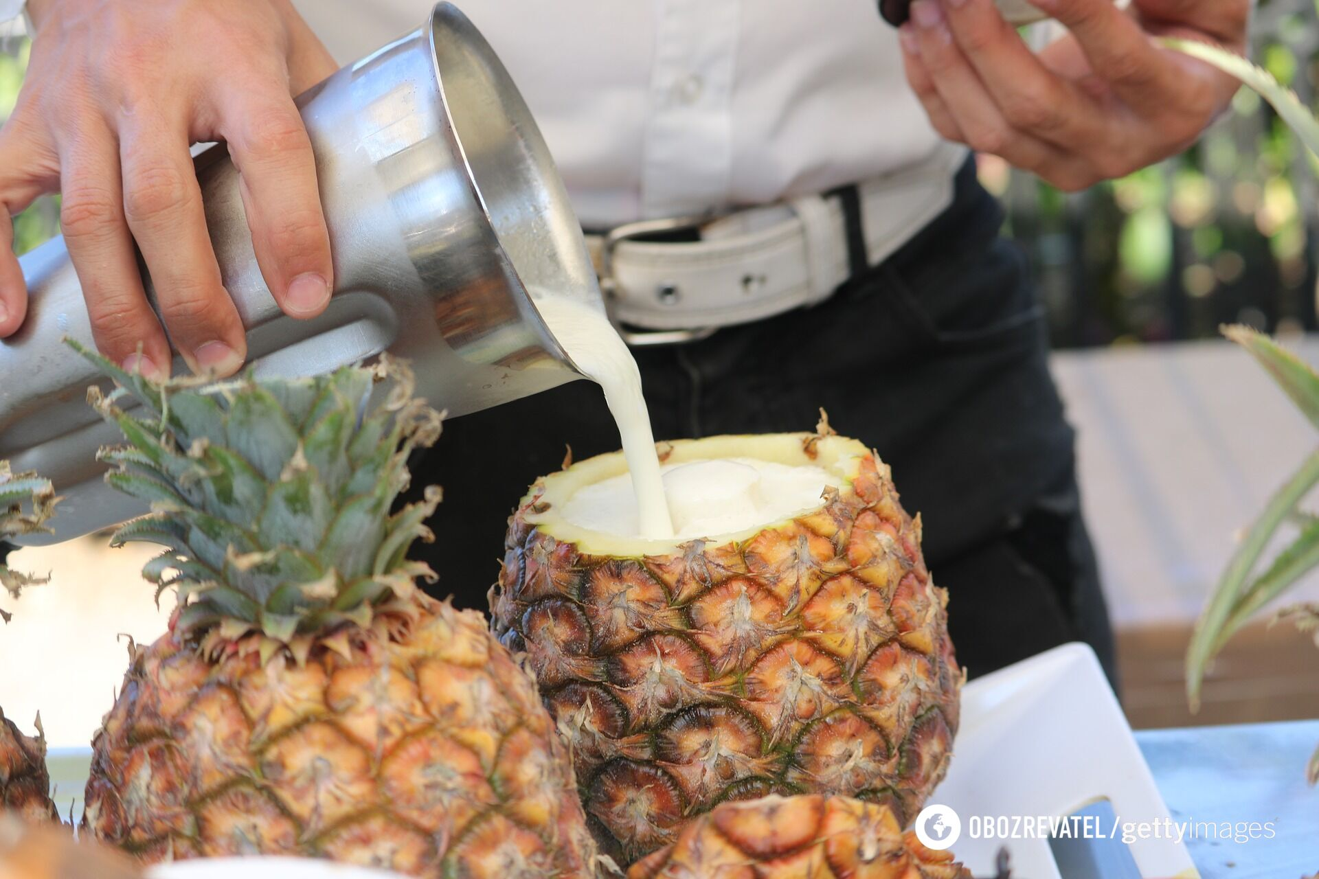Как вкусно приготовить коктейль