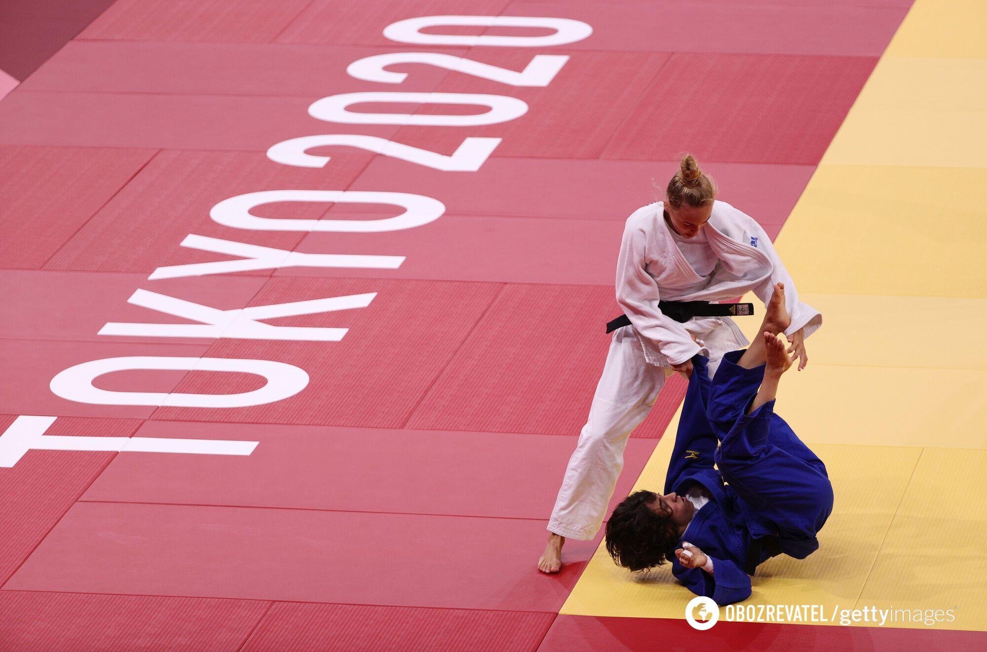 Дар'я Білодід у півфіналі перемогла Ніколіч
