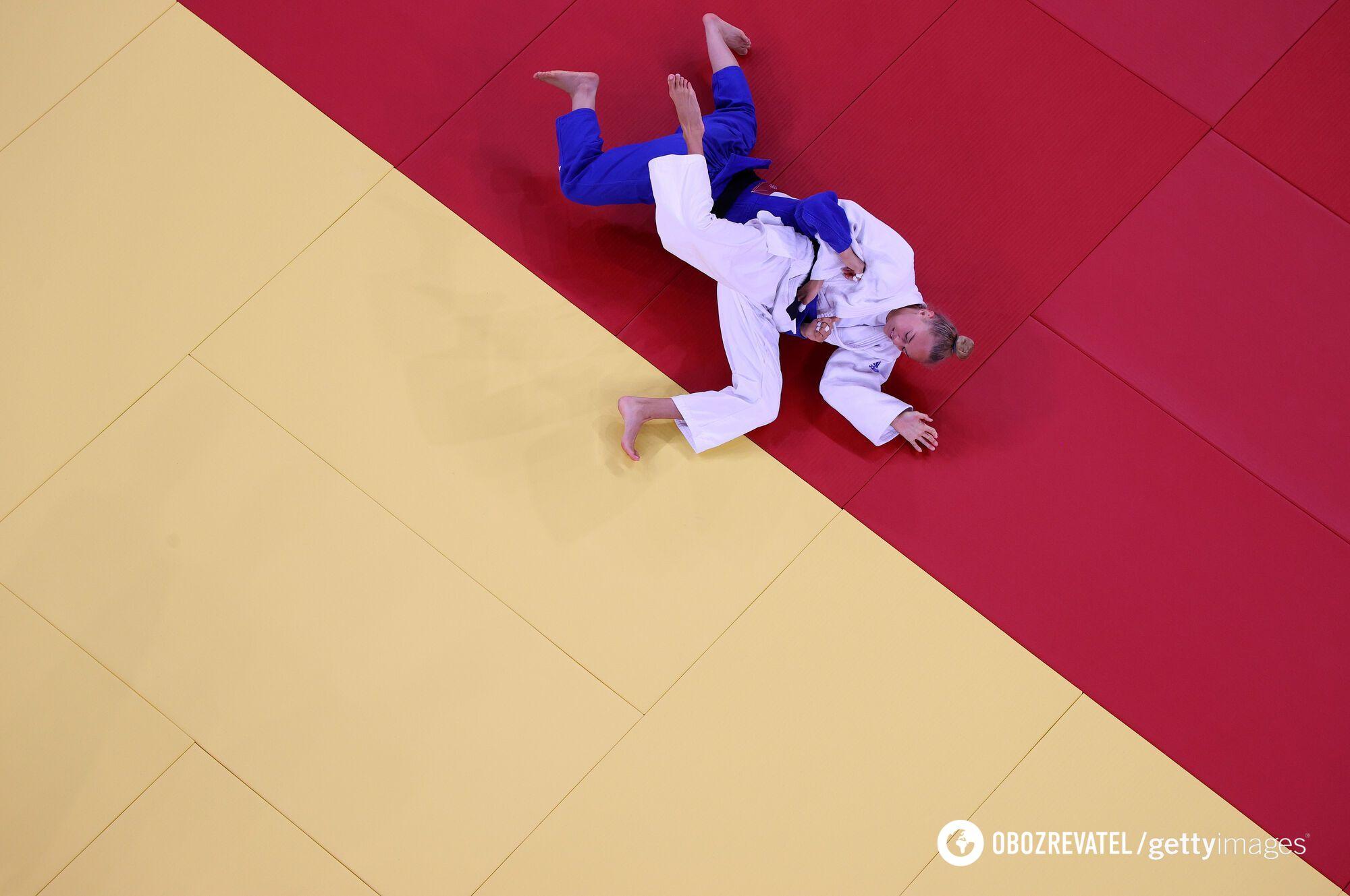 Дарья Белодед не смогла выйти в финал