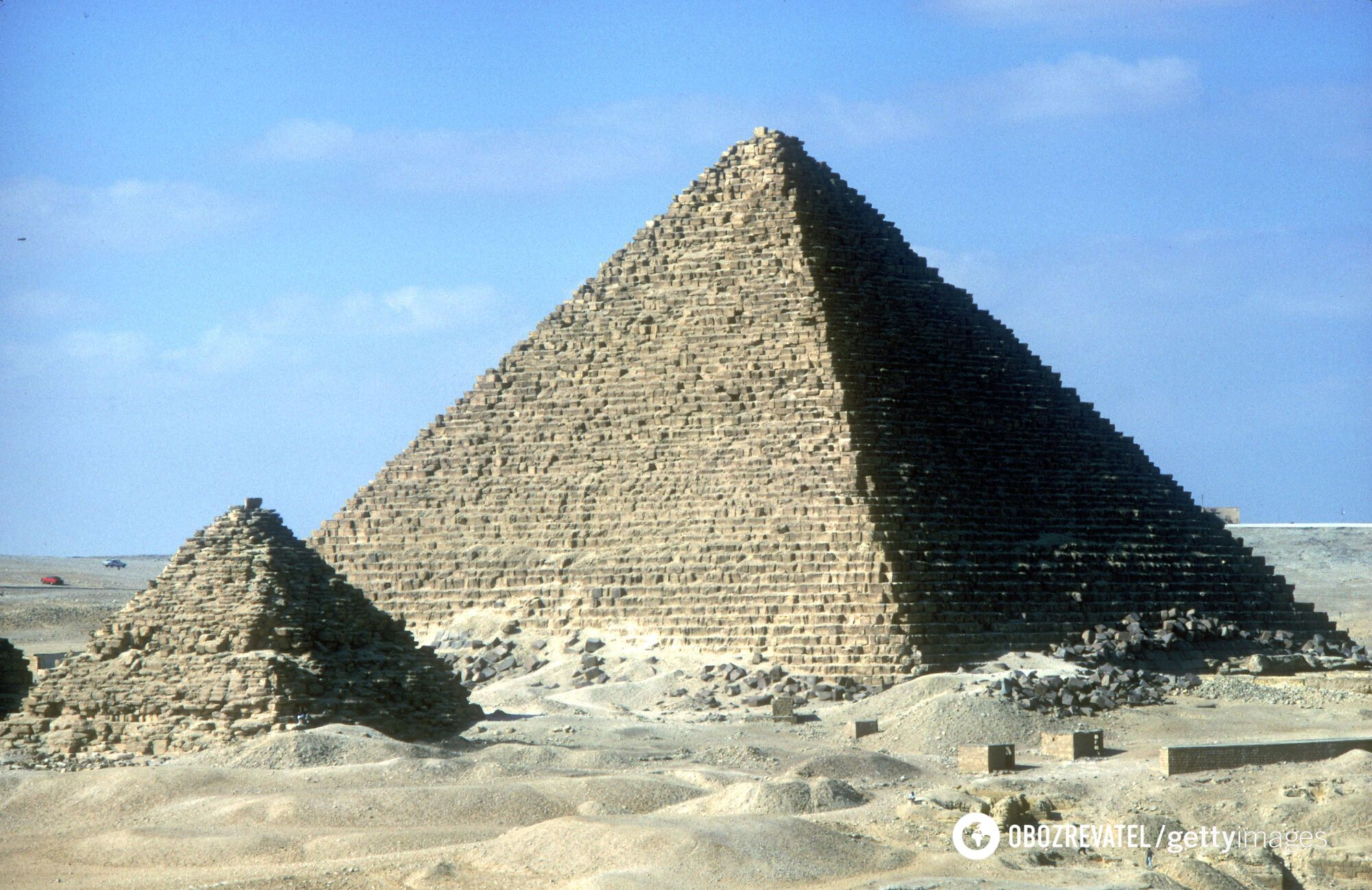 На зоряній карті в піраміді Хеопса є згадка про День Поза Часом.