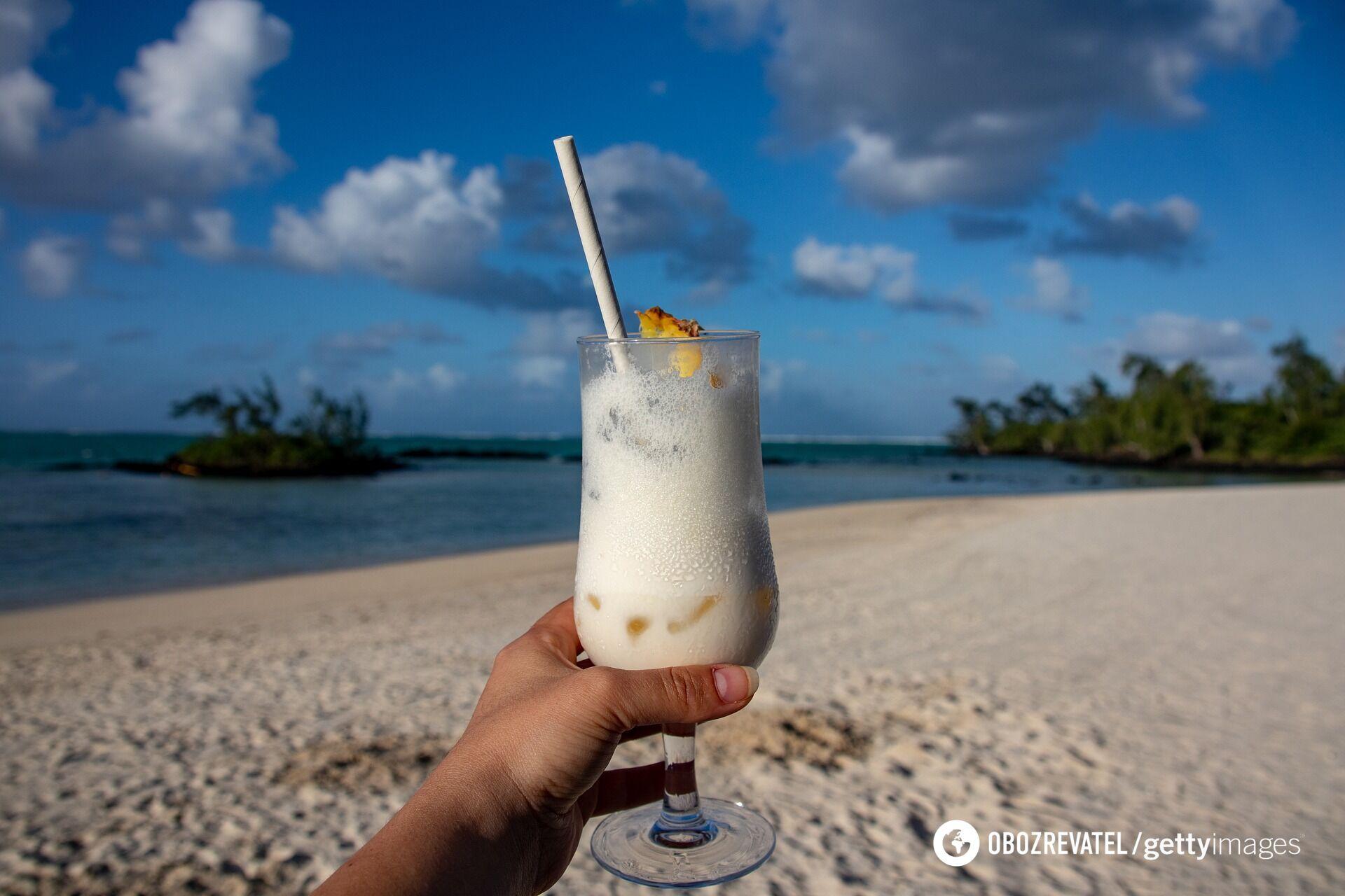 Безалкогольный коктейль будет также очень вкусным