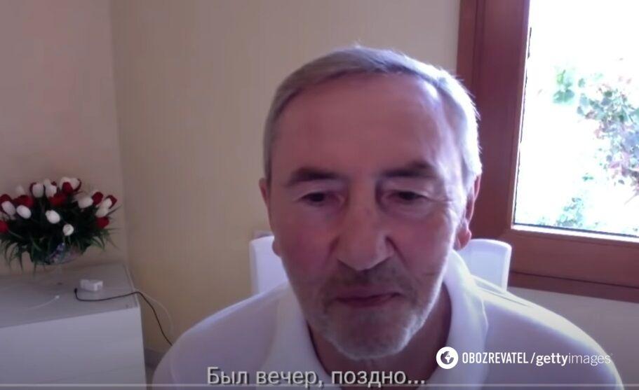 Черновецкий записал новый видеоролик.