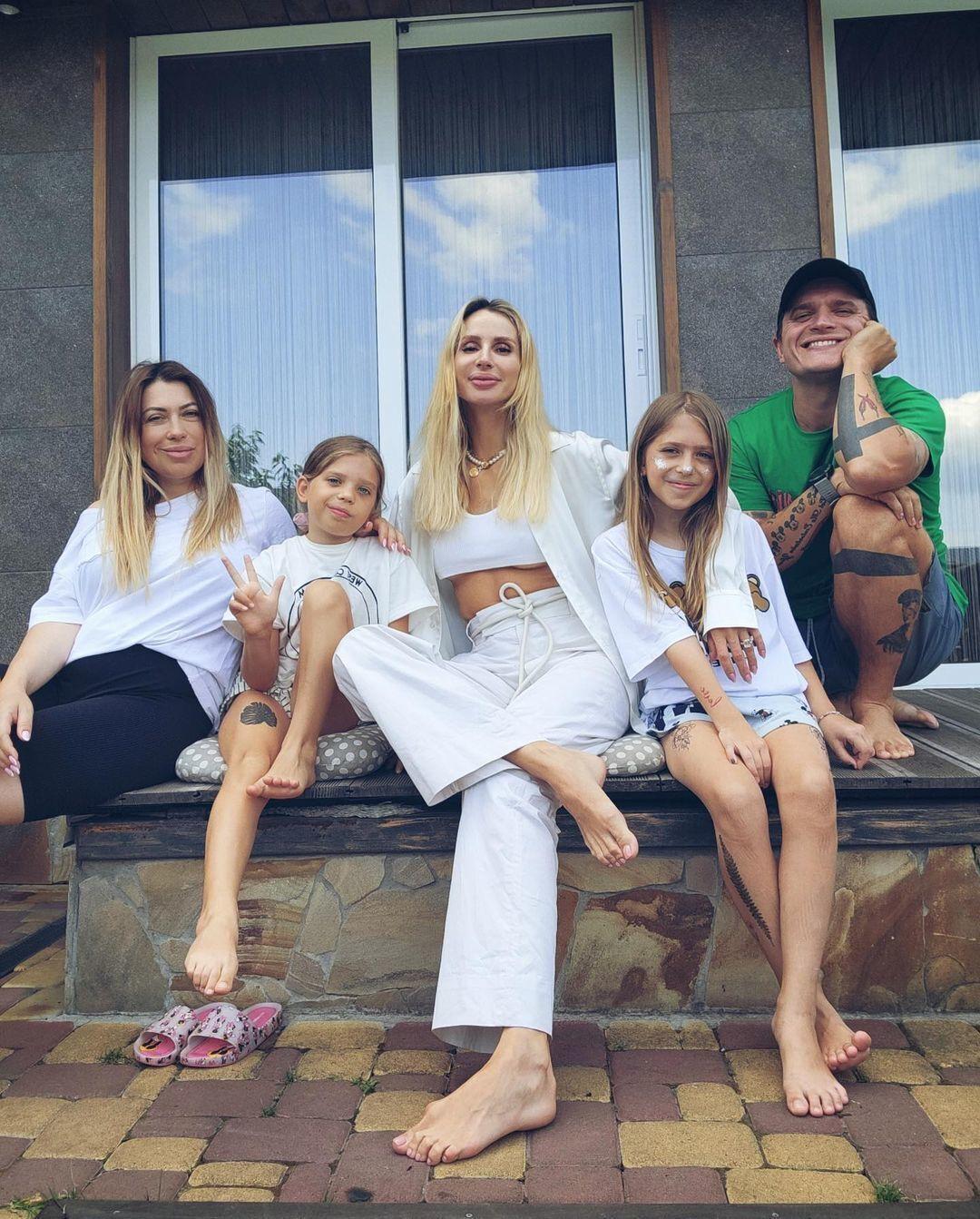 Лобода посетила вечеринку в честь рождения сына Анатолия Анатолича