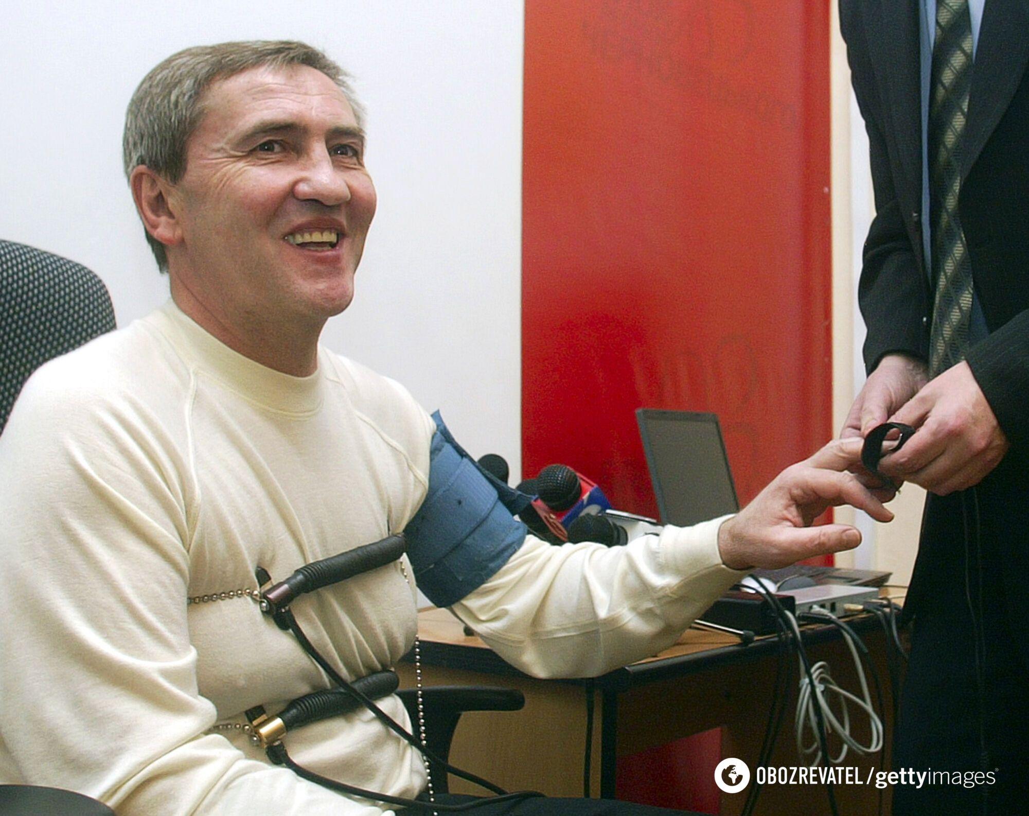 Черновецкий в 2006 году