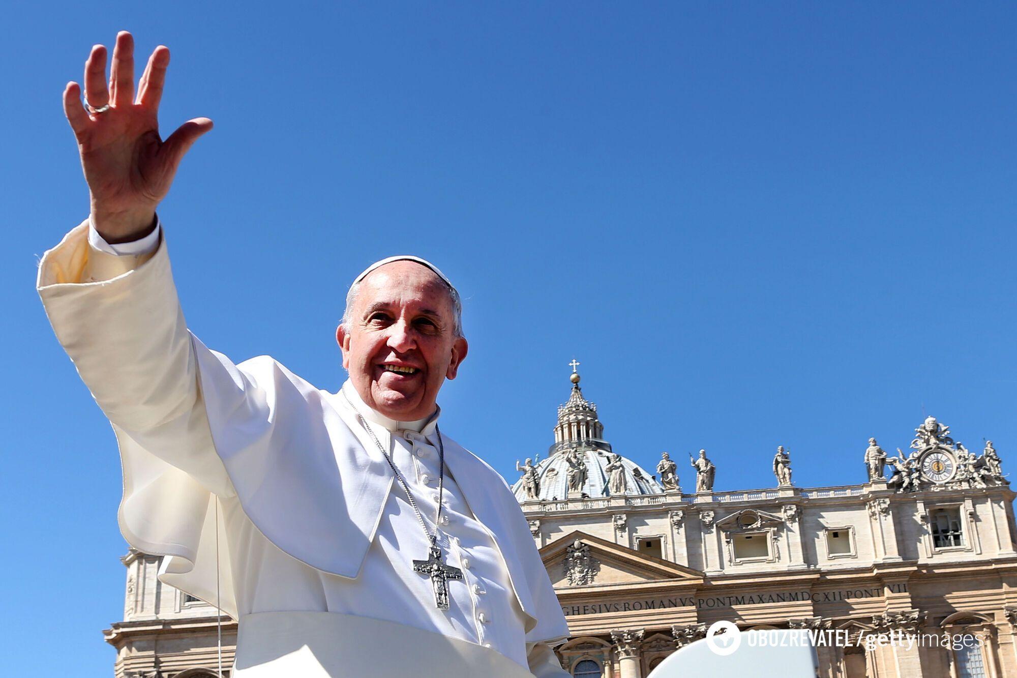 Пап Римский Франциск