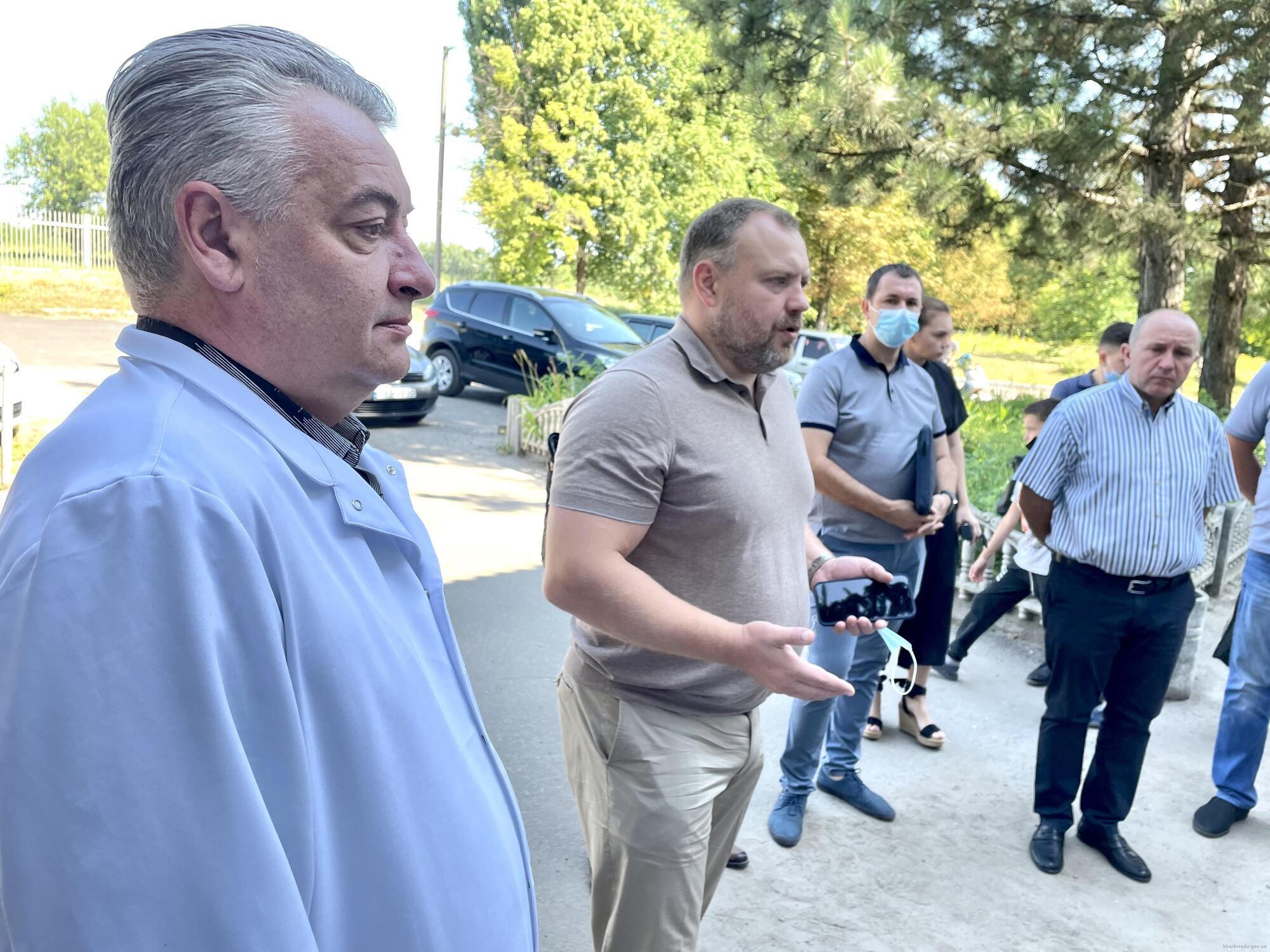Питання з виплати заборгованості медикам буде вирішене, – голова Харківської ОДА