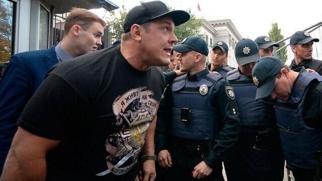 Михаил Ковальчук был ярым активистом