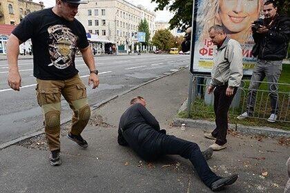 Ковальчук причастен к нападениям на евреев на Крещатике