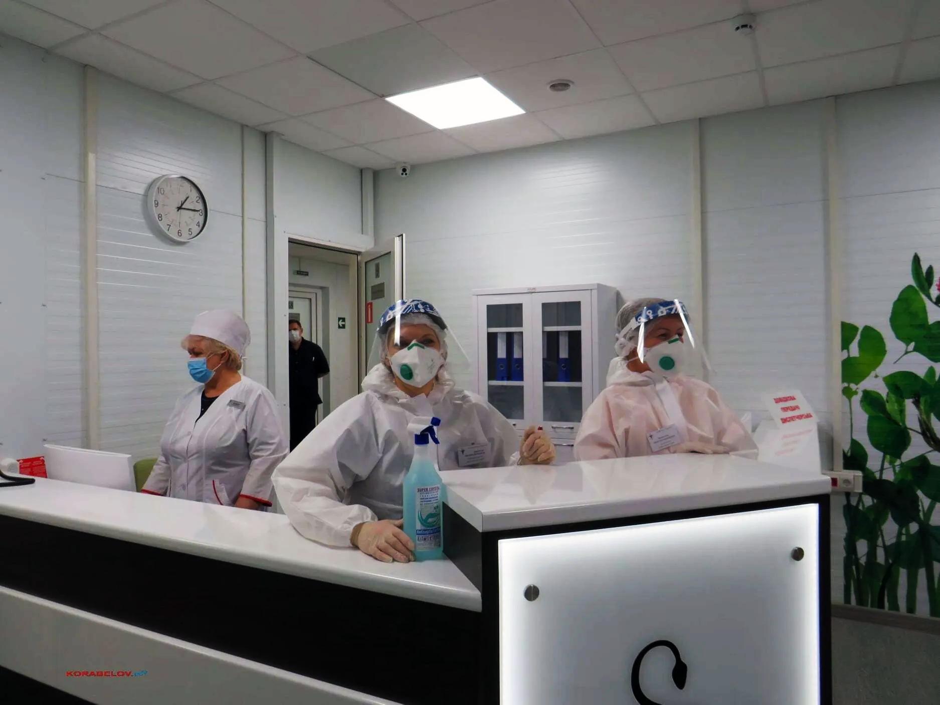 Медицинское учреждение полностью обеспечено необходимыми дорогостоящими препаратами и высокотехнологичным оборудованием
