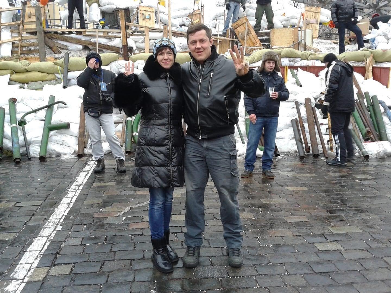Ранее активист Ковальчук проживал в Киеве