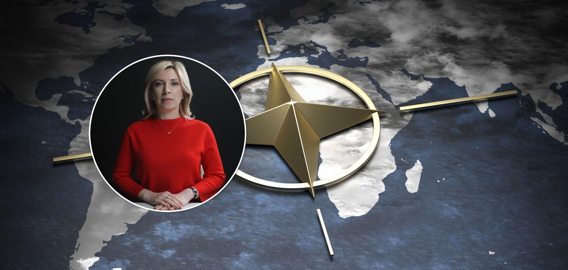 Верещук повідомила про важливу ініціативу Швеції