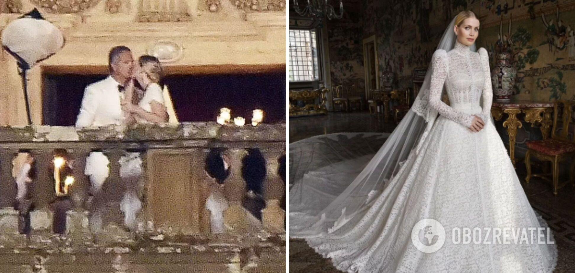 30-річна Кітті Спенсер на своєму весіллі