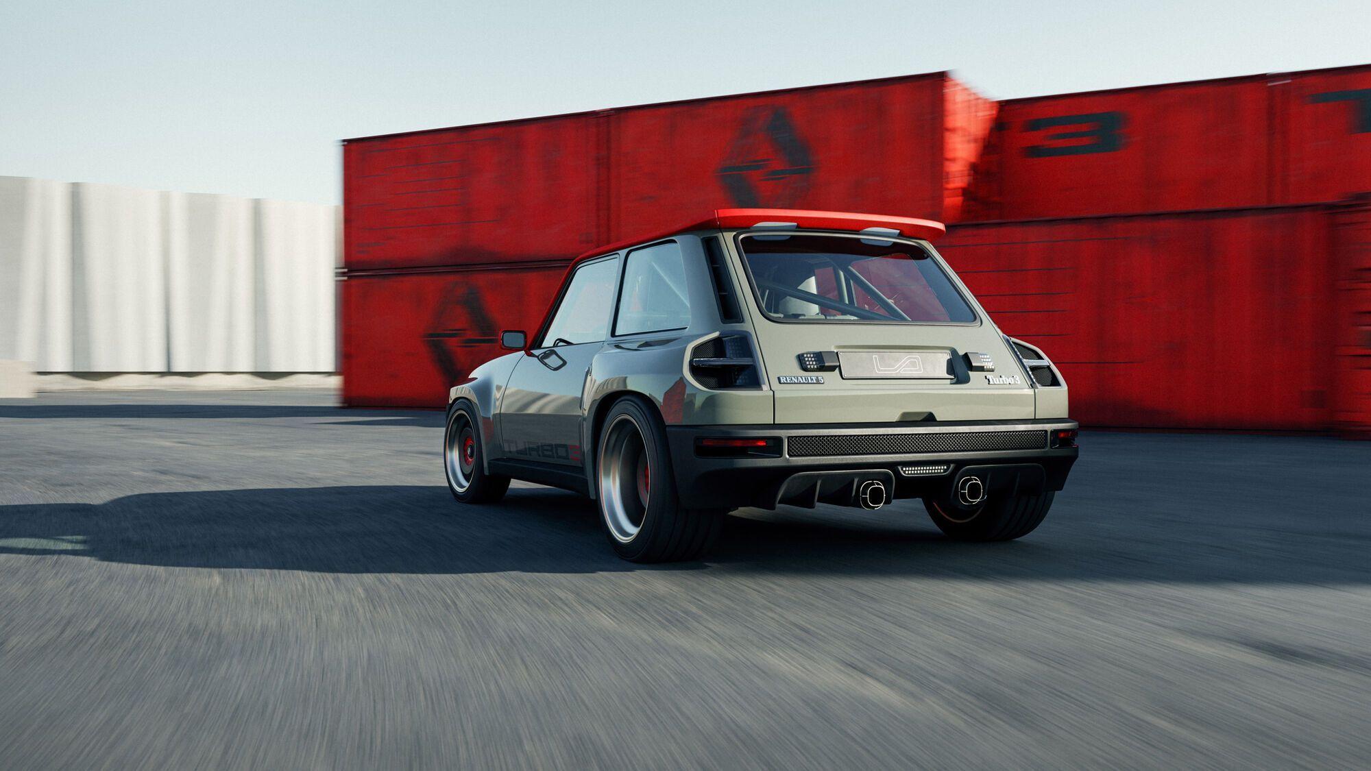 Legende Turbo 3