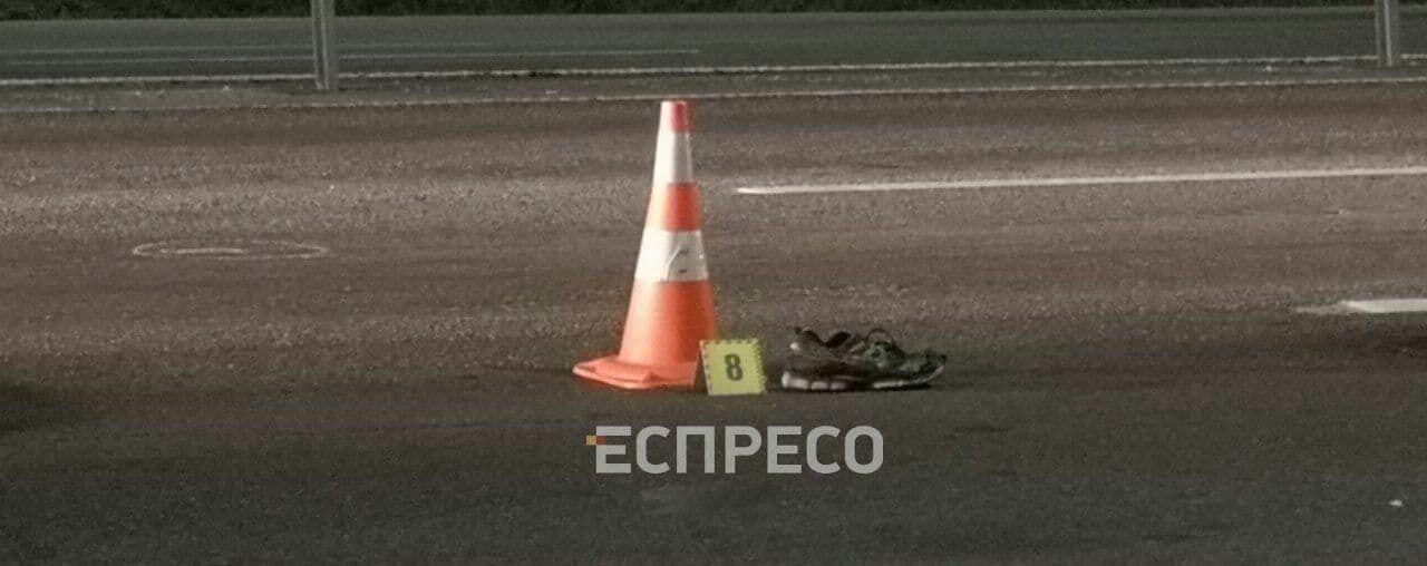 От полученных травм пешеход скончался на месте аварии.