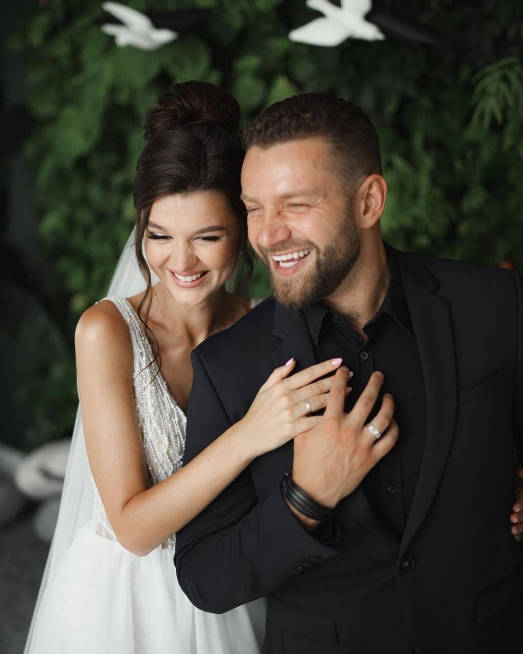 Юлия Бельченко и Богдан Юсипчук поженились.