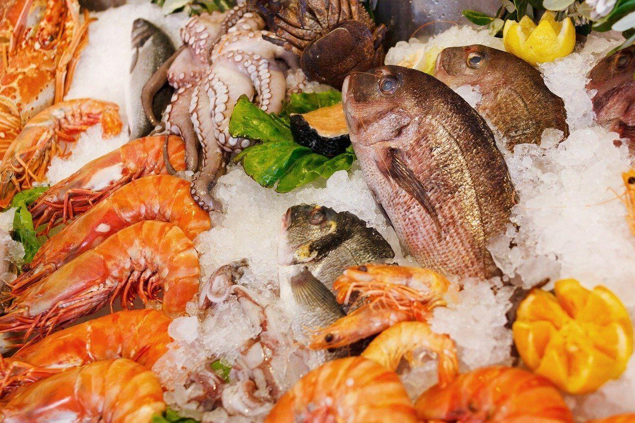 Морепродукти найкраще купувати охолодженими