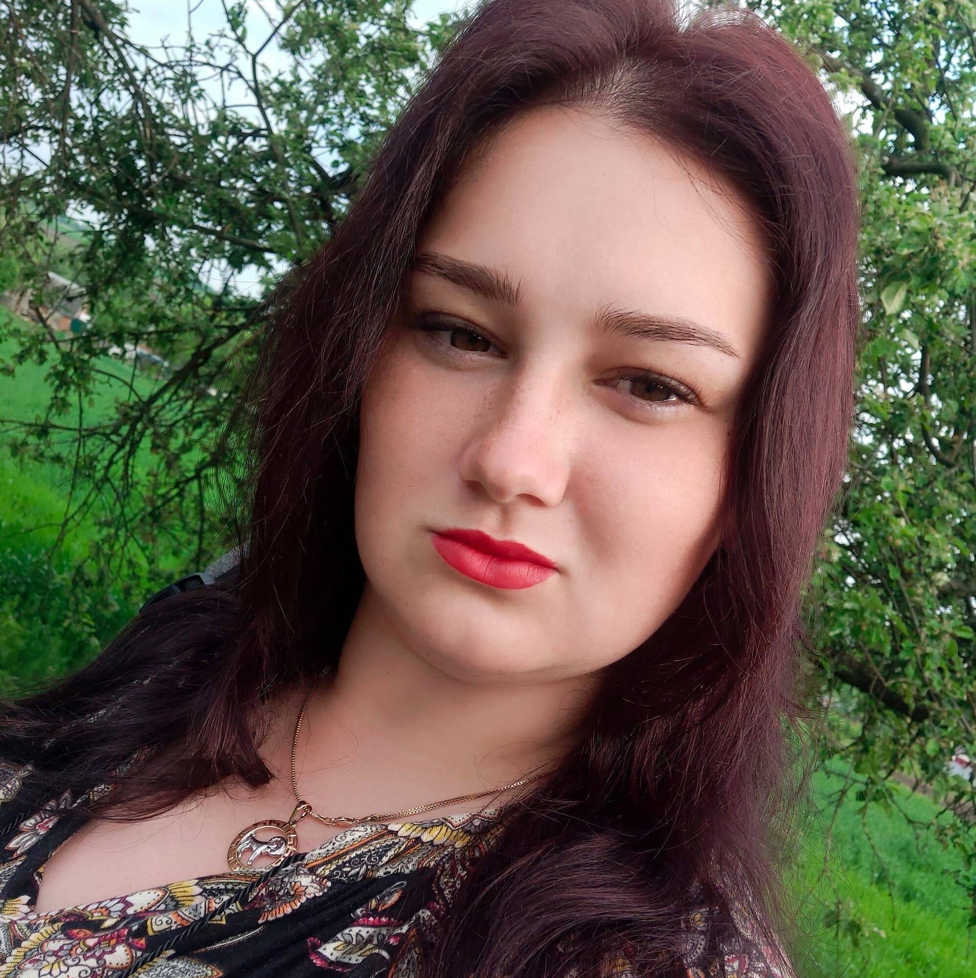 Ангелина Омельченко пропала 24 июля.