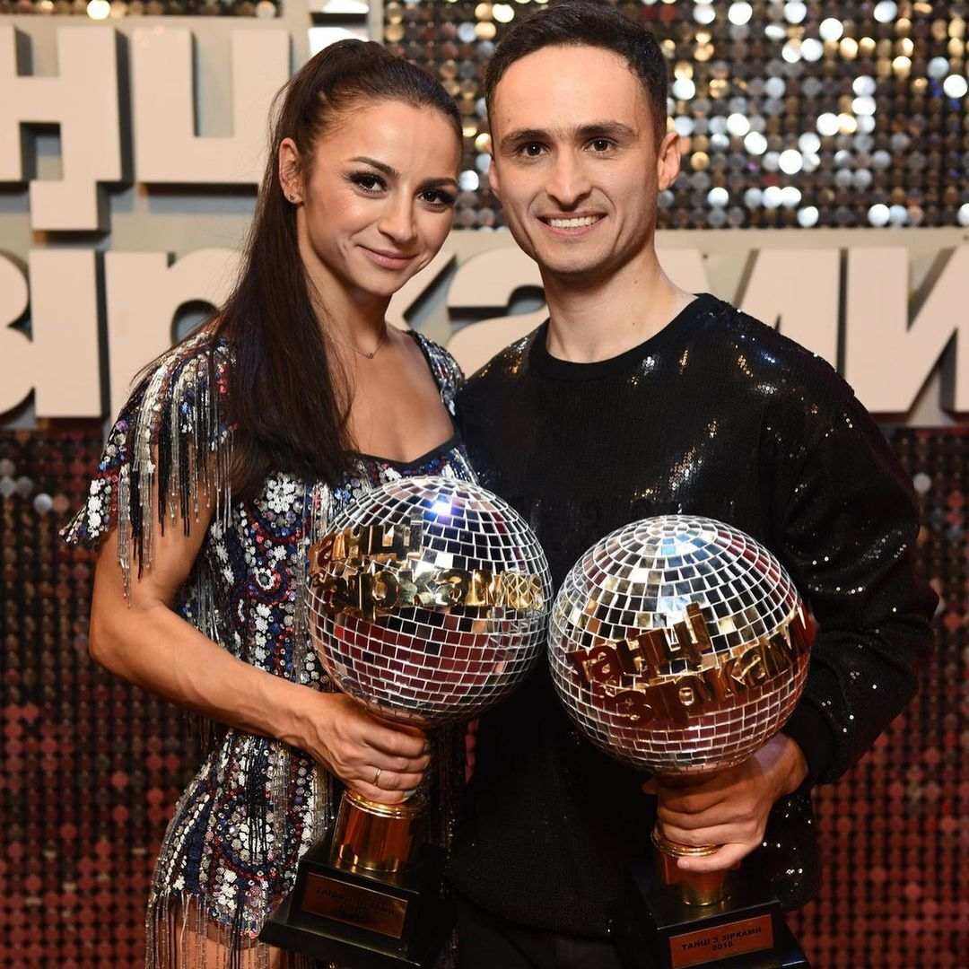 Ілона Гвоздьова та Ігор Ласточкин