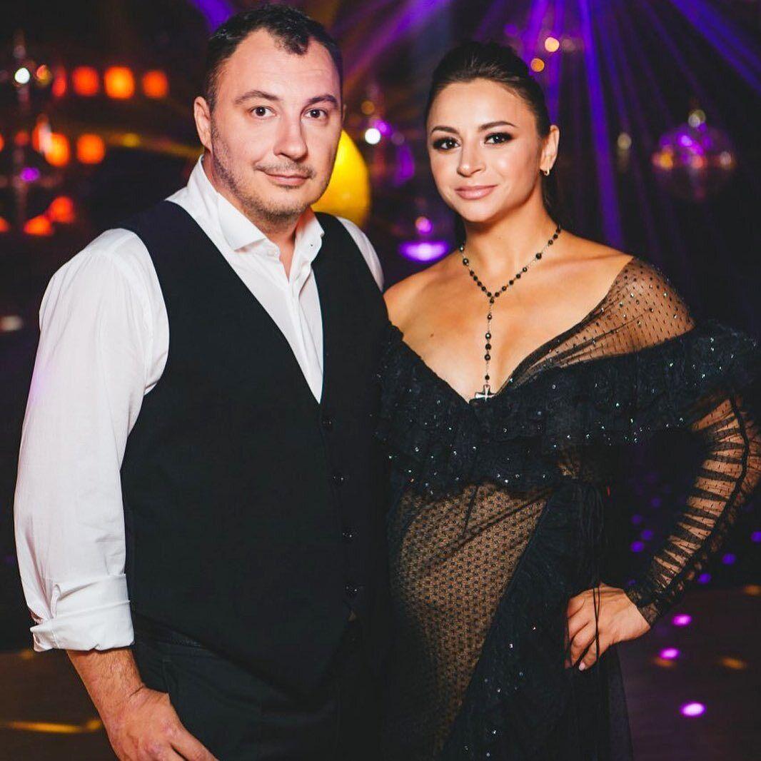 """Гвоздьова на шоу """"Танці з зірками"""""""